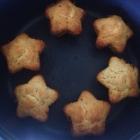 Eggless Orange Poppy Seeds Muffins