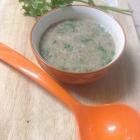 Onion Coriander Soup #MonsoonMojo
