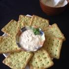 Sour cream & cheese dip