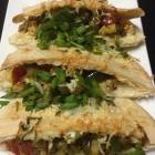 Vegetable stuffed Pita Sandwiches