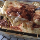 Vegetarian Lasagna...well almost
