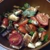 Quick tomato salad