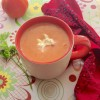 Veloute de tomates / Creamy Tomato Soup