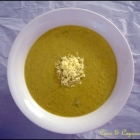 Corn and Capsicum Soup