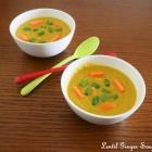 Lentil Ginger Soup