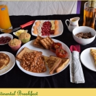 Indo Continental Breakfast