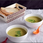 Thai scented Asparagus Soup