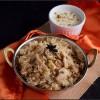 Mushroom Egg Rice