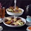 Hi Tea Spread | Masala Chai Muffins