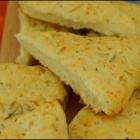 Cheese & Garlic Scones