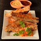 Creamy Carrot Sandwich