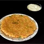 Sanna Polo | Konkani style Cabbage Dosa
