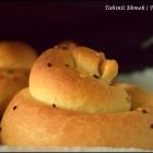 Tahinli Ekmek | Turkish Tahini Bread - #BreadBakers