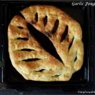 Garlic Fougasse