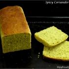 Spicy Coriander Bread