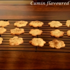 Cumin flavoured Cookies