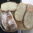 Sourdough bread - Coil Fold