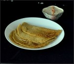 Eerulli Dose   Onion Utthapam